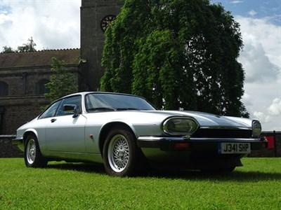 Lot 32-1991 Jaguar XJS 4.0