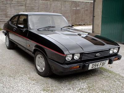 Lot 62 - 1987 Ford Capri 2.8i
