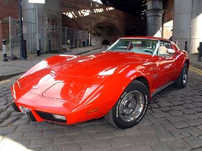 Lot 89-1976 Chevrolet Corvette Stingray