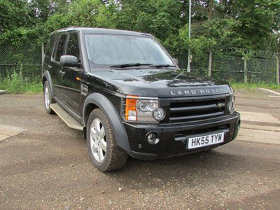 Lot 91 - 2006 Land Rover Discovery 3 TDV6 HSE