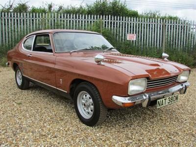 Lot 80-1973 Ford Capri 1600 XL