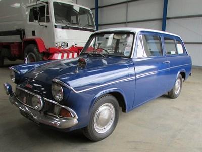 Lot 37-1964 Ford Anglia 105E