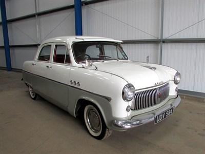 Lot 78-1956 Ford Consul