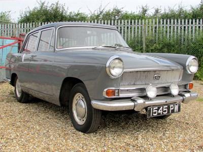 Lot 34 - 1961 Austin A55 Cambridge