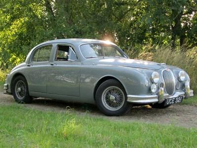 Lot 88-1958 Jaguar MK I 3.4 Litre