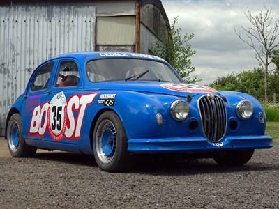 Lot 65-1956 Jaguar MK I Racecar