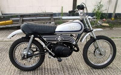 Lot 4-1973 Yamaha GT80