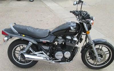 Lot 40-1984 Honda CB650SC