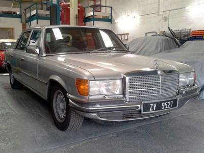 Lot 76-1977 Mercedes-Benz 450 SEL 6.9
