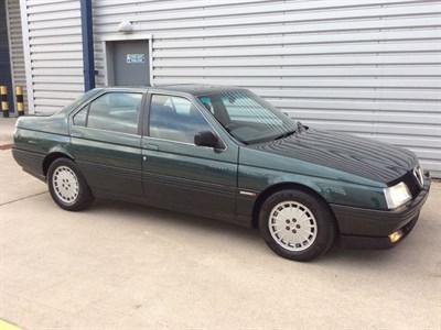 Lot 27 - 1991 Alfa Romeo 164 L 3.0 V6