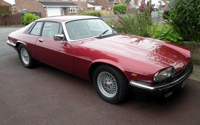 Lot 69-1989 Jaguar XJ-S 5.3 HE