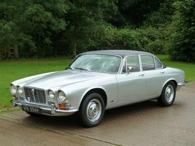 Lot 24-1969 Jaguar XJ6 4.2