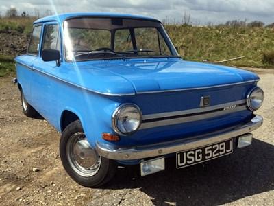 Lot 45 - 1971 NSU Prinz 4L