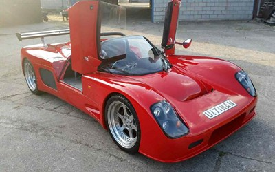Lot 25-2003 Ultima Can-Am