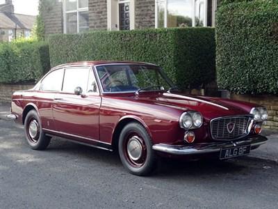 Lot 74 - 1967 Lancia Flavia 1.8 Coupe