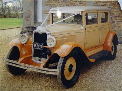 Lot 83 - 1928 Chevrolet Landau Sedan