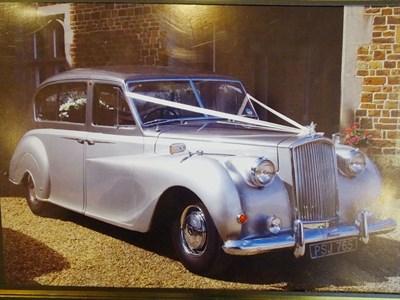 Lot 84-1961 Vanden Plas Princess DM4 Limousine
