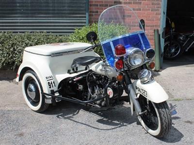 Lot 32-1968 Harley Davidson Servi-Car GE
