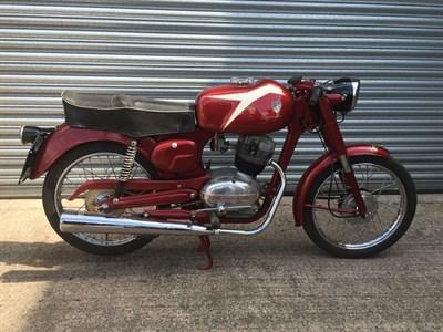Lot 16-1964 Capriolo Sport 125