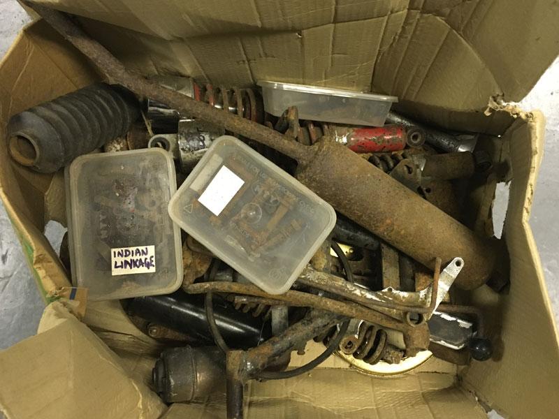 Lot 1 - Various Parts & Accessories