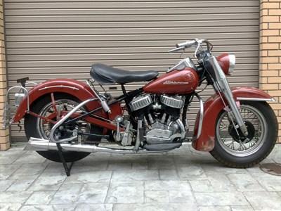 Lot 41-1955 Rikuo RQ750