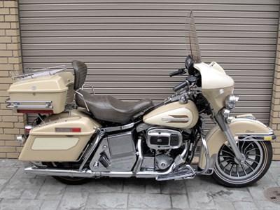 Lot 18-1979 Harley Davidson FLH-80