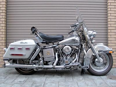 Lot 45-1982 Harley Davidson FLHP-80