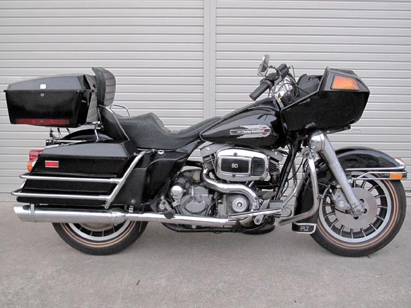 Lot 15-1980 Harley Davidson FLT-80
