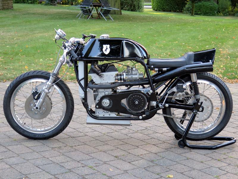 Lot 46-1968 Lynton 500cc
