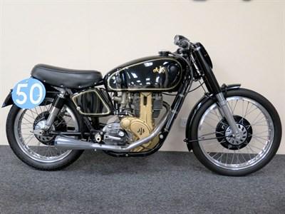 Lot 57-1951 AJS 7R