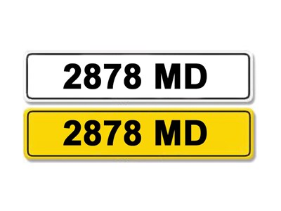 Lot 1-Registration Number 2878 MD