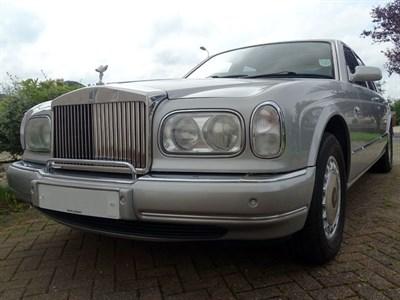 Lot 34-2000 Rolls-Royce Silver Seraph
