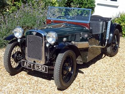 Lot 25 - 1934 Austin Seven Special