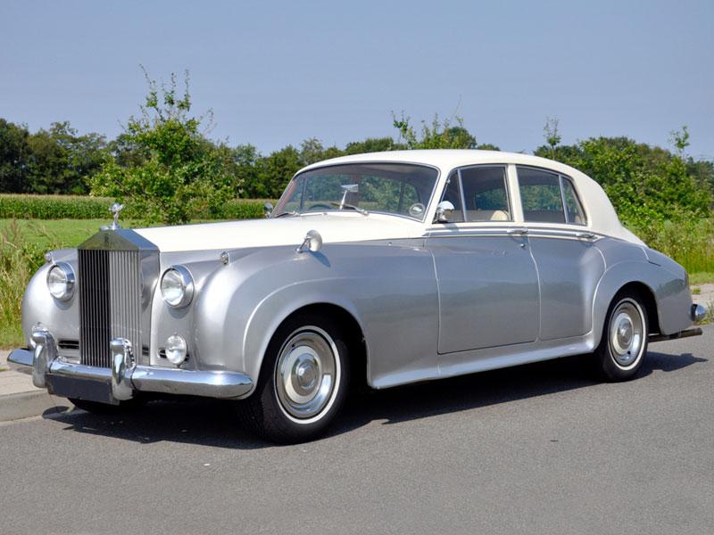 Lot 73-1960 Rolls-Royce Silver Cloud II