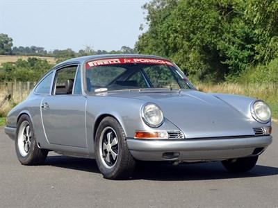 Lot 76-1967 Porsche 911 S