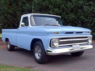 Lot 12-1966 Chevrolet C10 Fleetside