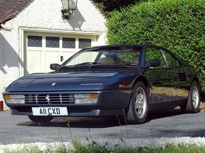 Lot 45-1993 Ferrari Mondial T