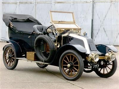 Lot 94-1910 Renault Type BY Roi-des-Belges