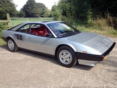 Lot 22-1982 Ferrari Mondial 8
