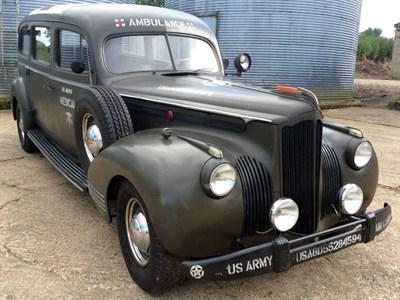 Lot 23-1941 Packard 180 Ambulance