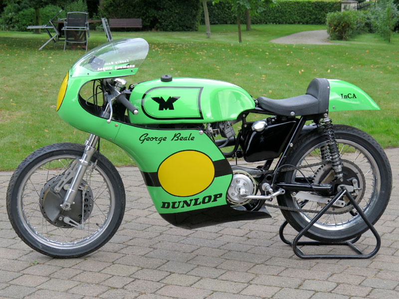 Lot 71-2004 Matchless G50 Beale Replica