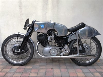 Lot 44-1957 NSU Sportmax Replica