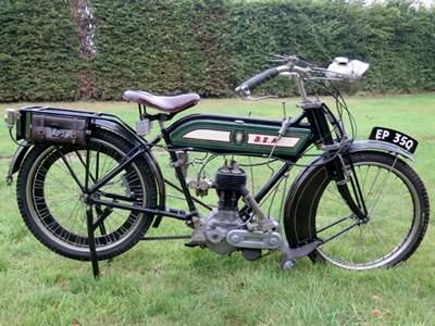 Lot 53 - 1913 BSA Model D TT