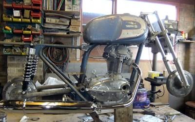 Lot 93 - 1965 Ducati 175