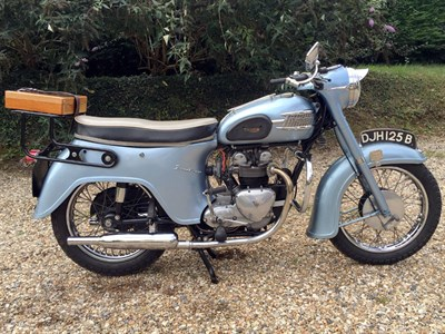 Lot 28 - 1964 Triumph 3TA Twenty One
