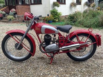 Lot 23 - 1951 Dot 197cc