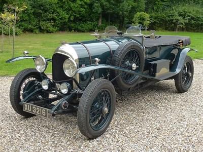 Lot 87-1924 Bentley 3/4.5 Litre Tourer
