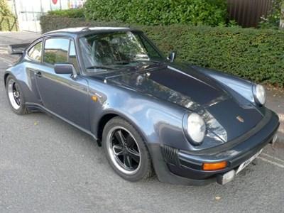 Lot 17-1981 Porsche 911 Turbo