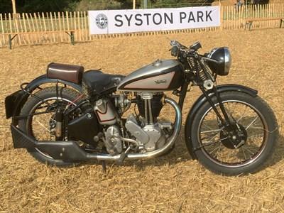 Lot 9-1939 Norton ES2