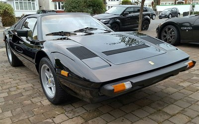 Lot 65-1984 Ferrari 308 GTS QV